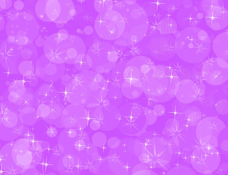A purple background with sparkles, abstract pattern background