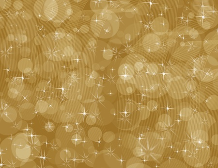 A golden background with sparkles, abstract pattern background photo
