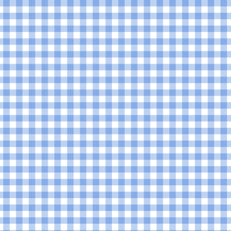 A dark  blue gingham fabric background that is seamless