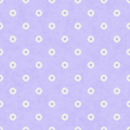 A light purple textured fabric with flowers background that is seamless and repeats photo