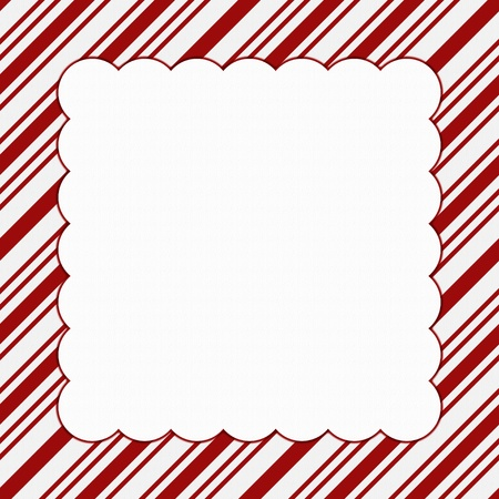 red, white,striped, diagonal, Christmas, holiday, Xmas, season, invitation, scrapbook, page, invite, stationary, paper,abstract, pattern, texture, design, frame, border, empty, blank,background, backdrop, copy-space, copy space, copyspace, message, Stock Photo - 15490587