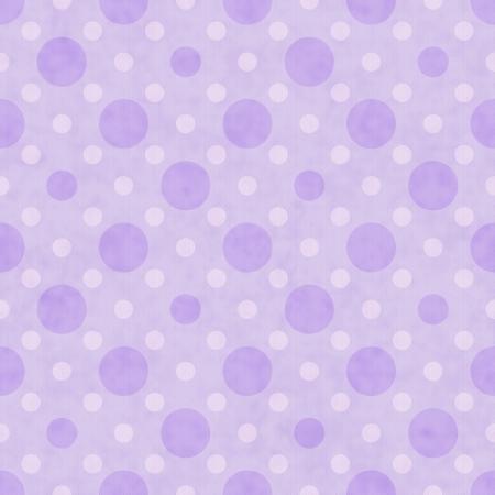 polka dot fabric: Viola e bianco tessuto Polka Dot sfondo che senza soluzione di continuit� e si ripete
