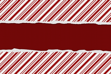 candy stripe: Christmas Candy Cane Striped background for your message or invitation with copy-space