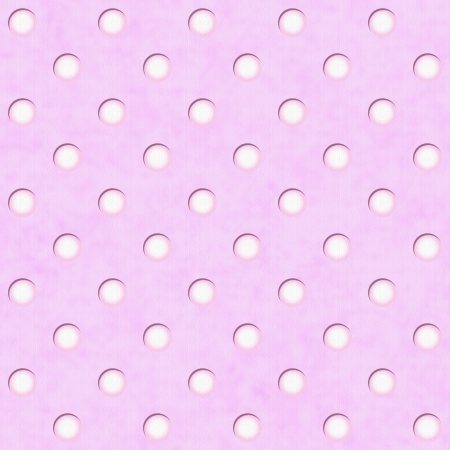 white fabric texture: Pink White Polka Dot Fabric Background  that is seamless and repeats