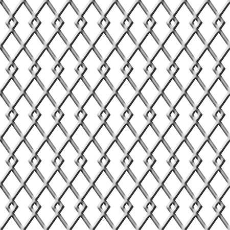 linked: Chain Linked Fence Background that is seamless and repeats