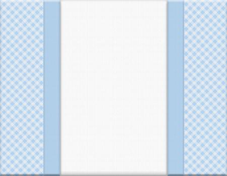 Marco Azul Celebración A Cuadros Para Su Mensaje O Invitación Con El ...
