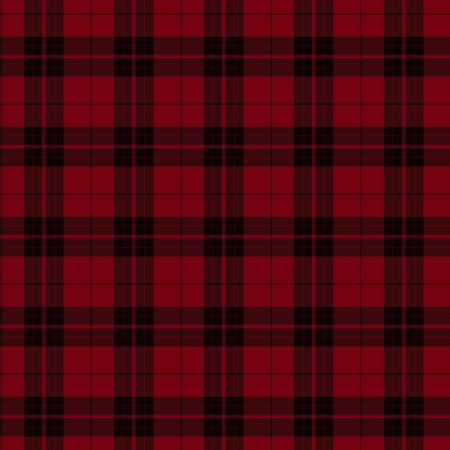 Red and Black Plaid Fabric Background that is seamless and repeats