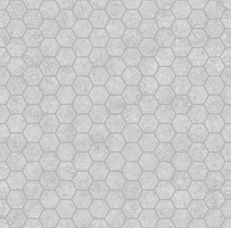 honey comb: Gray Honey Comb Fabric Background that is seamless and repeats