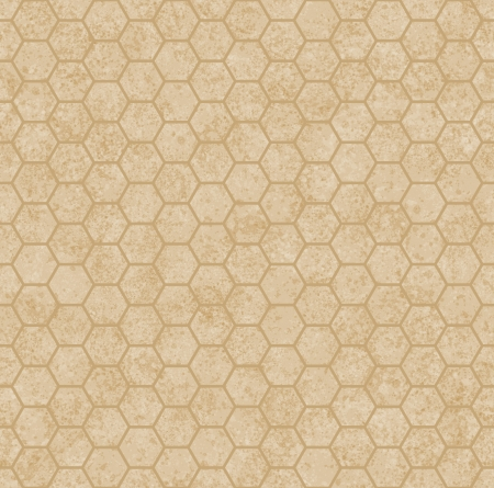 Ecru Honey Comb Fabric Background that is seamless and repeats photo