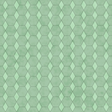 Green Honey Comb Fabric Background that is seamless and repeats