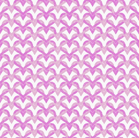 interlaced: Pink Interlaced Circles Textured Fabric Background that is seamless and repeats