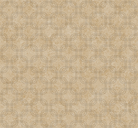 ecru: Ecru Interlaced Squares Textured Fabric Background that is seamless and repeats Stock Photo