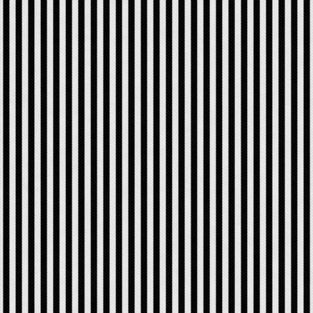 Black and White Stripes geweven stof achtergrond dat is naadloos en herhalingen Stockfoto