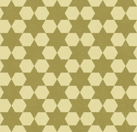 david brown: Yellow Hexagon Patterned Textured Fabric Background that is seamless and repeats