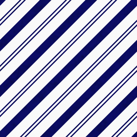 diagonal lines: Navy Blue Diagonal Striped Textured Fabric Background  that is seamless and repeats