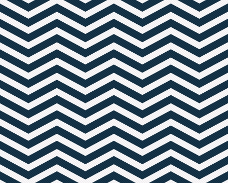 zig zag: Navy Blue  and White Zigzag Textured Fabric Background that is seamless and repeats Stock Photo