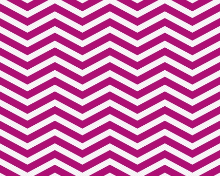 zigzag: Dark Pink and White Zigzag Textured Fabric Background that is seamless and repeats Stock Photo