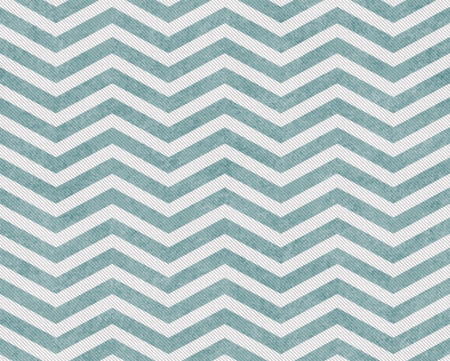 zig zag: Pale Teal and White Zigzag Textured Fabric Background that is seamless and repeats