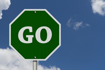 青い空と、記号、アメリカの道を行くと言葉