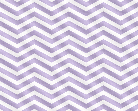 lilac background: Mauve and White Zigzag Textured Fabric Background that is seamless and repeats Stock Photo