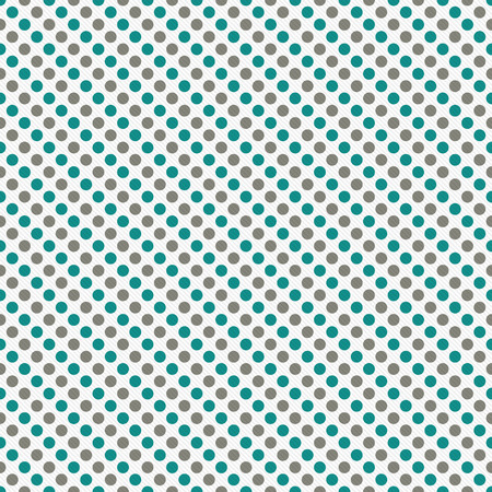 grey pattern: Gray and Teal Small Polka Dot Pattern Repeat Background that is seamless and repeats
