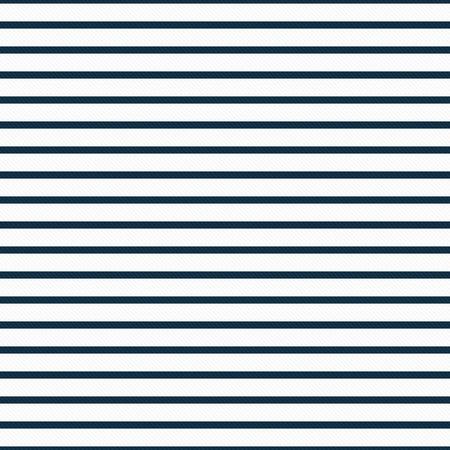 azul marino: Azul marino fino y Blanco Horizontal rayó la textura de la tela que es perfecta y repeticiones