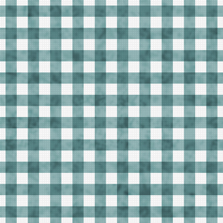 gingham pattern: Bright Teal Gingham Pattern Repeat Background that is seamless and repeats