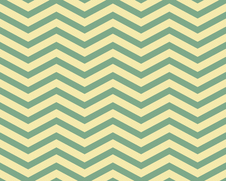 green lines: Green and Yellow Chevron Zigzag Textured Fabric Pattern Background that is seamless and repeats Stock Photo