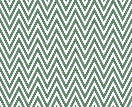Green and White Zigzag Textured Fabric Pattern Background that is seamless and repeats photo