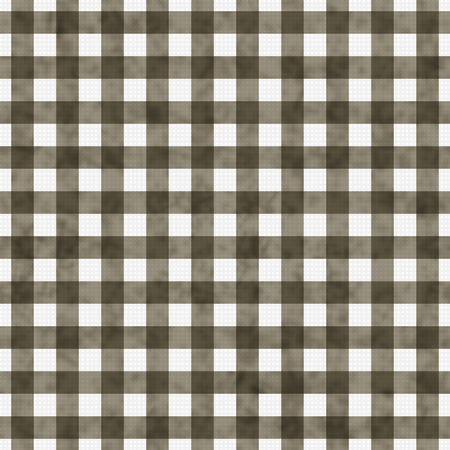 gingham: Brown Gingham Pattern Repeat Background that is seamless and repeats