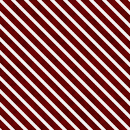 diagonal stripes: Red and White Striped Pattern Repeat Background that is seamless and repeats