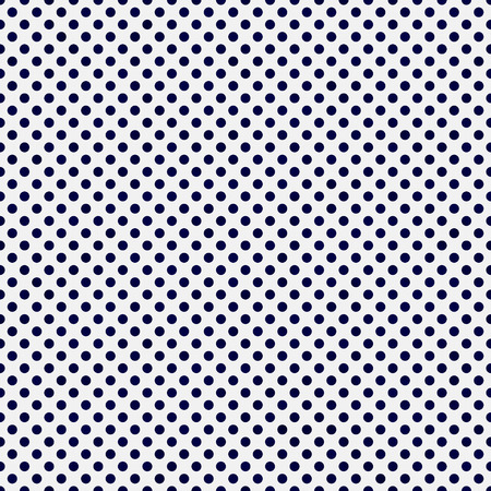 navy blue background: Navy Blue and White Small Polka Dots Pattern Repeat Background that is seamless and repeats