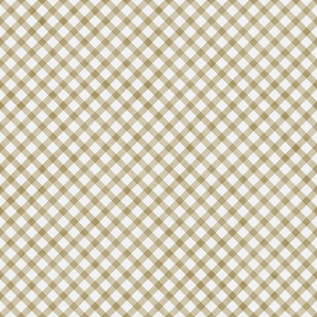 Light Brown Gingham Pattern Repeat Background that is seamless and repeats photo