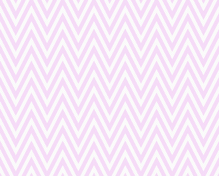 repeatable: Pink and White Zigzag Textured Fabric Pattern Background that is seamless and repeats Stock Photo