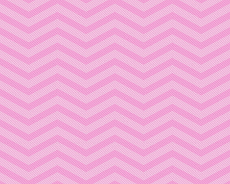 zig zag: Pink Chevron Zigzag Textured Fabric Pattern Background that is seamless and repeats Stock Photo
