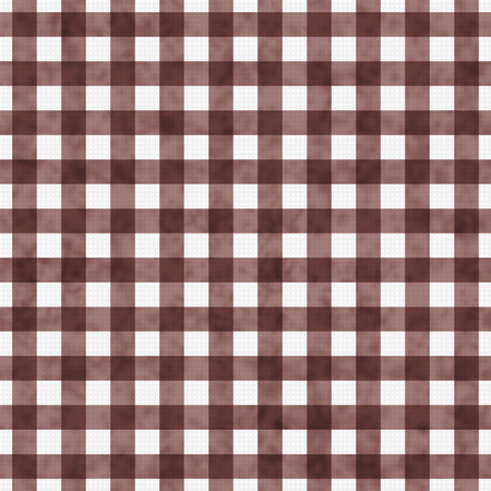 brown: Brown Gingham Pattern Repeat Background that is seamless and repeats