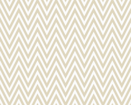 beige: Beige and White Zigzag Textured Fabric Pattern Background that is seamless and repeats Stock Photo