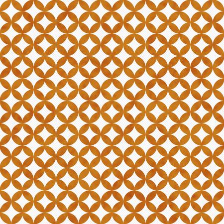 interconnected: Naranja y Negro interconectados C�rculos modelo de los azulejos de repetici�n de fondo que es transparente y se repite