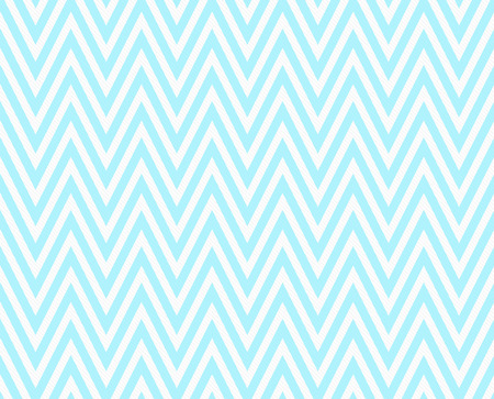 zig zag: Teal and White Zigzag Textured Fabric Pattern Background that is seamless and repeats