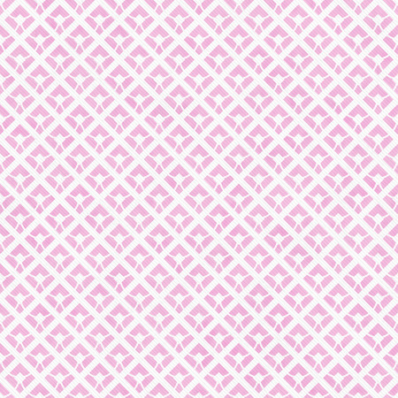 diagonal: Pink and White Diagonal Squares Tiles Pattern Repeat Background that is seamless and repeats