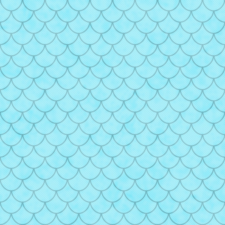 shell pattern: Teal Shell Tiles Pattern Repeat Background that is seamless and repeats