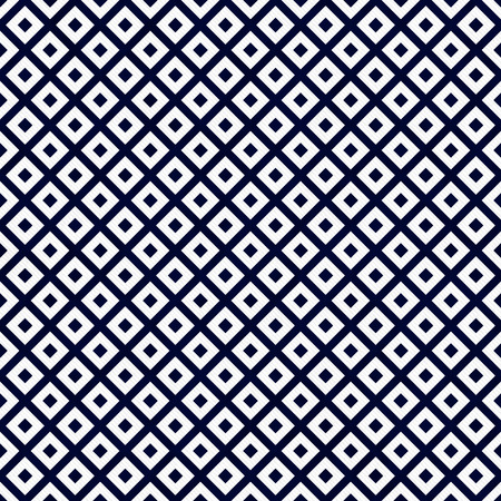 navy blue background: Navy Blue and White Diagonal Squares Tiles Pattern Repeat Background that is seamless and repeats