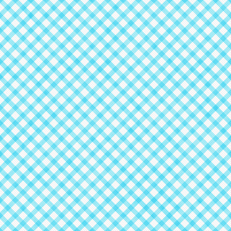 gingham: Bright Teal Gingham Pattern Repeat Background Stock Photo