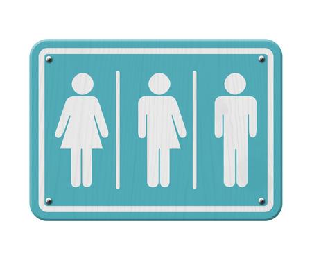 transexual: Transgénero sesión, el trullo y blanco de signo, con una mujer, símbolo masculino y transgénero