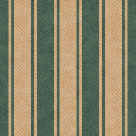 repeat: Green and Beige Striped Tile Pattern Repeat Background Stock Photo
