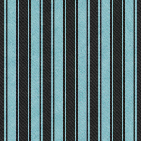 Teal and Black Striped Tile Pattern Repeat Background Stock fotó