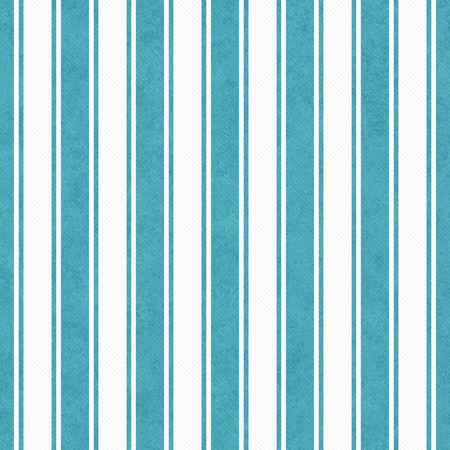 repeats: Teal and White Striped Tile Pattern Repeat Background that is seamless and repeats