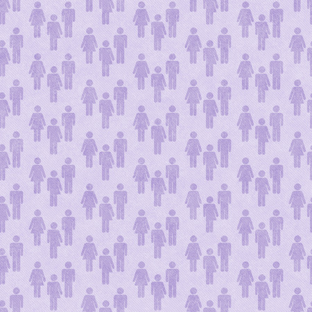 transexual: P�rpura del transexual hombre y la mujer s�mbolo del modelo del azulejo de repetici�n de fondo que se repite sin fisuras y