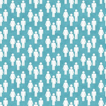 transexual: Trullo y blanco del transexual hombre y la mujer s�mbolo del modelo del azulejo de repetici�n de fondo que se repite sin fisuras y