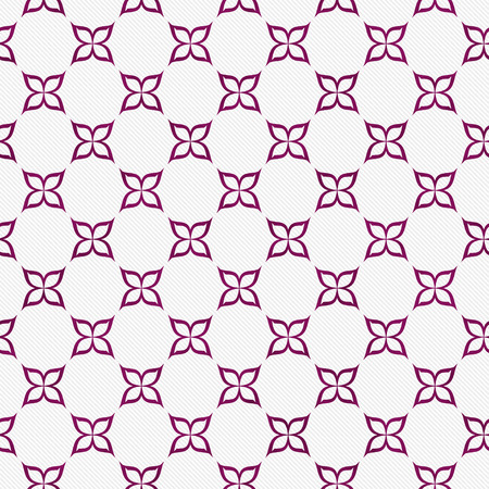 seamless tile: Pink and White Flower Symbol Tile Pattern Repeat Background that is seamless and repeats Stock Photo